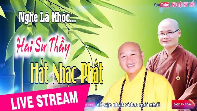 2 su thay hat nhac phat giao hay