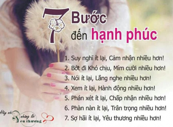 bi quyet hanh phuc cua nguoi con phat 60996990f3894